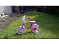 childs bike £15
