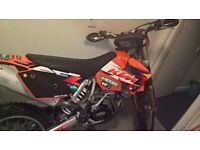 more time wasters , twats , ktm 450 Exc road legal £2000