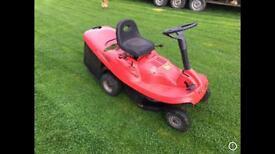 Mountfield/ sovereign el63 ride on lawn mower