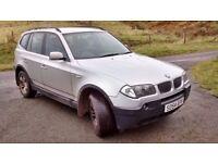 BMW X3 2.0d SE 2004