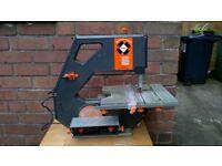 For sale DeWalt Bench Bandsaw & sander.
