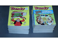 Dandy Comic Library Collection - Rare !!!