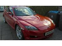 Red '04 Mazda RX-8 231 For Sale