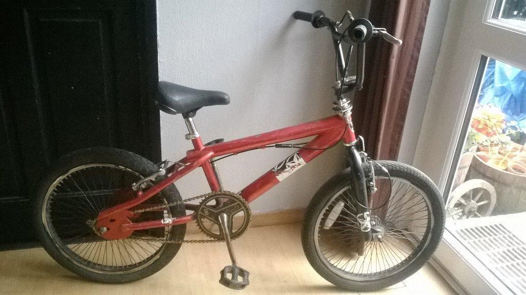 "kobe gyro bmx bike 20"" wheels"