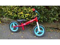 Kids BTwin balnce bike