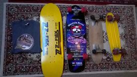 Dogtown/Z-Boys Skateboard Collection. £120ono