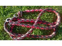 Plaited Lead Rope