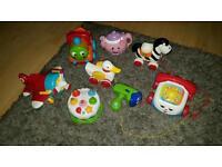 Baby toy bundle joblot