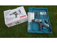 Makita Auto Feed Screwdriver 6843. 240V. Few weeks old. Almost brand new.