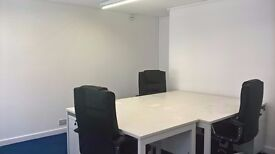 Space for rent in existing office space