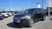 2013 Ford Edge Limited,Awd,Navigation,Vista Roof