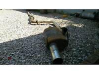 Civic Honda exhaust eg ashley branded