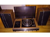 HITACHI Stereo Music Centre SDT-2370