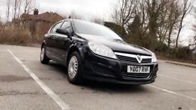Vauxhall Astra 2007 1.8L petrol fresh MOT and service automatic