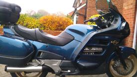 Honda ST1100 Pan European   2000   Blue   12 months MOT