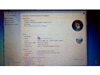 Dell Vostro 1540 i3, 4GB, 500GB, 15.4'' Win7 Pro £130