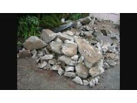 Free to collect rubble, blocks , fill