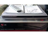 LG DR7800 DVD Player/Recorder (Boxed)