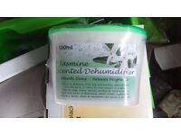 Dehumidifiers 2 scents (12 in total)