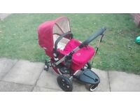 Oyster Pram, Pushchair and accessories