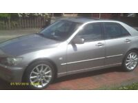 lexus is200 limited edition sell or swap