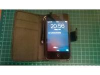 Iphone 4 8Gb O2 Black