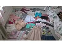 Bundle - Girls summer clothes /dresses 2-3 years