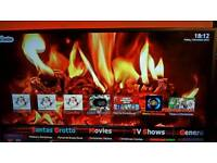 THE ULTIMATE MULTI BUILD BOX!!! THIS ANDROID BOX IS LOADED WITH 3 TOP BUILDS ON KODI