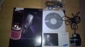 Unlocked Samsung SGH-J700