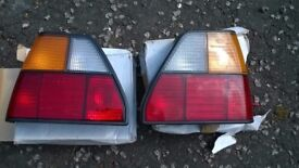 Mk2 Golf GTI standard rear tail lights