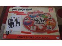 One Direction dance mat