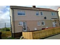 3 BEDROOM SEMI DETACHED HOUSE TO RENT IN DALRY north ayershire
