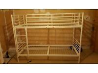 Ikea bunk bed frame