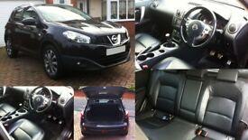 Nissan QASHQAI 1.5 dCi Tekna 5dr Recent MOT / Full service history £7500