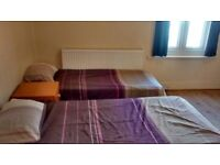 Single and double rooms to rent in Woolwich