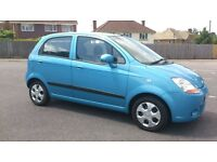 LOW MILEAGE Chevrolet Matiz