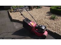 Petrol lawn mower good condition
