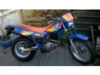 Yamaha TW 200 TW200 1995 M Reg 1995 XT Serow
