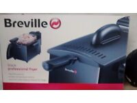 Breville deep day fryer like new