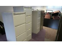Varies Filing Cabinets - Some Free