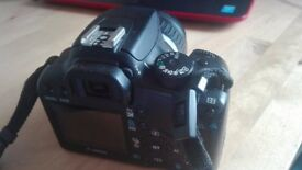 Canon 1000d- good as new!