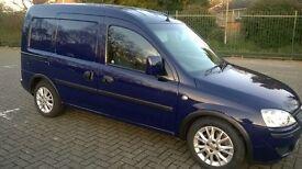 Vauxhall Combo 1 owner,Diesel,2011.