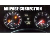 Mileage correction car diagnostics egr dpf health check