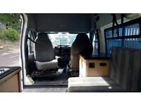 Ford Transit Camper MWB High Roof