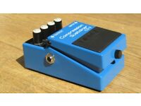 BOSS CS-3 Compression Sustainer Pedal - AS NEW