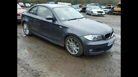 **QUICK SALE** 2008 BMW 120d Coupe M Sport Damaged Salvage not 118d 116d 116i VW Golf A3 Audi