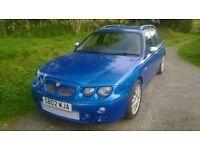 2002 MG ZT-T+ , 2.5 V6, 11 Months MOT, £750