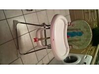 In the night Garden High Chair, Good condition