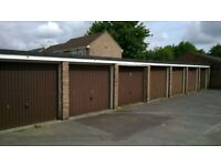 Garages to rent at Tovey Court, Admirals Way Andover **Available now**