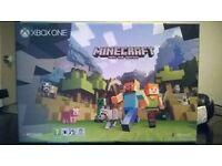 Xbox One 500GB Minecraft Edition